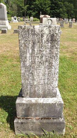 Joseph W Townson
