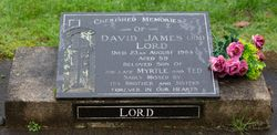 "David James ""Jim"" Lord"