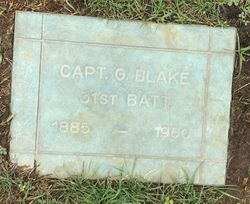 Gilbert Blake