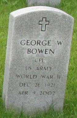 George W. Bowen