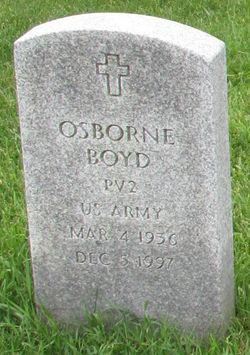 Osborne Boyd