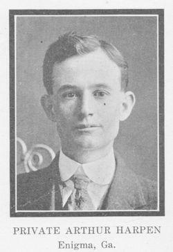 PVT Arthur Harper