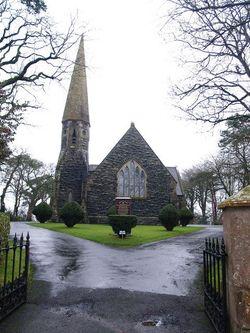 St Colmanell Church of Ireland Churchyard