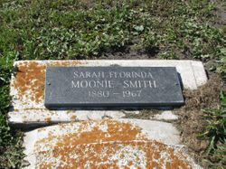 Sarah Florinda Moonie-Smith