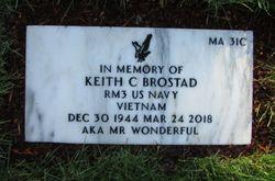 Keith Curtis Brostad