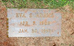 Eva S Adams