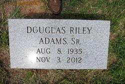 Douglas Riley Adams Sr.