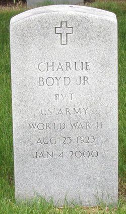 Charlie Boyd, Jr