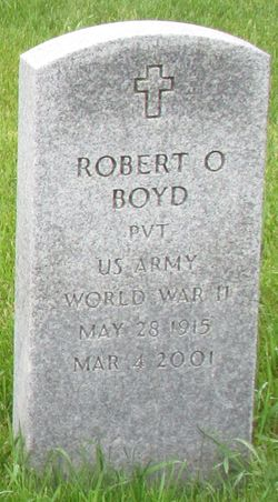 Robert O. Boyd