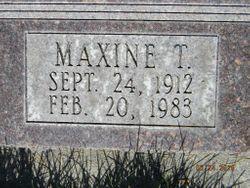 Maxine Mchenry