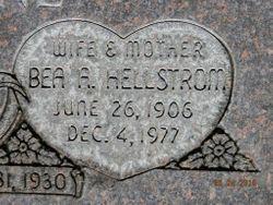 Beatrice <I>Hellstrom</I> Wikane