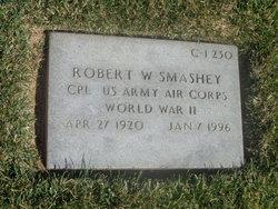 Robert William Smashey