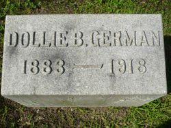 Dollie Blanche <I>Philips</I> German