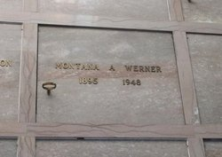 Montana Alba <I>Stodden</I> Werner