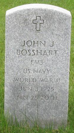 John Joseph Bosshart