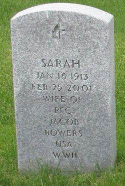 Sarah Bowers