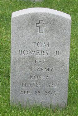 Tom Bowers, Jr