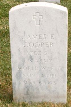 James E Cooper