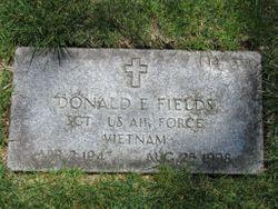 Donald E Fields