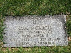 Raul F Garcia