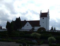 Årby kirkegård