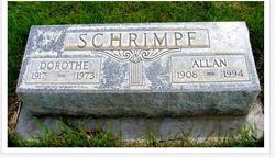 """George Allan """"Allan"""" Schrimpf"""