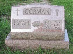Marion <I>Wise</I> Gorman