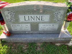 cff6e3402348 Ralph L Linne (1918-2002) - Find A Grave Memorial