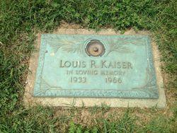 Louis Robert Kaiser, Jr