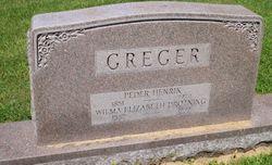 Wilma Elizabeth <I>Drotning</I> Greger