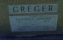 Frederick Edward Greger
