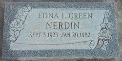 Edna Green Nerdin