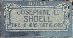 Josephine L <I>Lunceford</I> Shoell