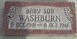 Baby Son Washburn