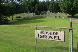 House of Israel Cemetery