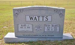 Mary Delores Watts
