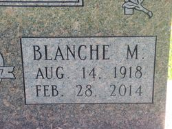 Blanche <I>McCraw</I> Ownby