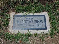 Rev Gustave Kunke