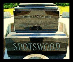 Col John Spotswood