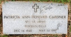 Patricia Ann Howard Gardner