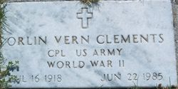 Orlin Vern Clements, I