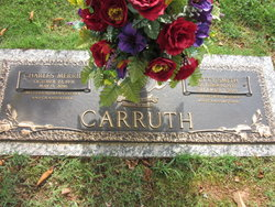 Betty Jean <I>Smith</I> Carruth