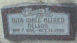 Nita Idale <I>Allred</I> Nelson
