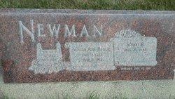 Sharon Ann <I>Morgan</I> Newman
