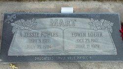 Jessie Fowles Mart