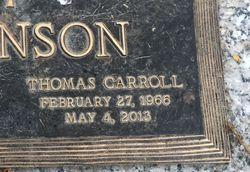 Thomas Carroll Johnson