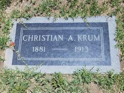Christian A. Krum
