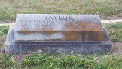 Mary Ella <I>Fly</I> Taylor