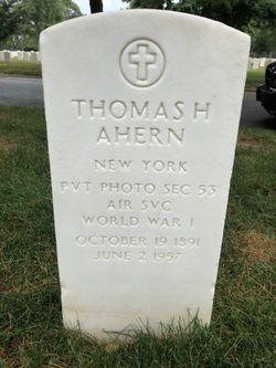 Thomas H Ahern