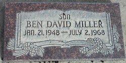 Ben David Miller